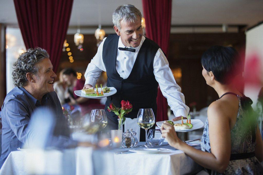 Bemanning för restaurang
