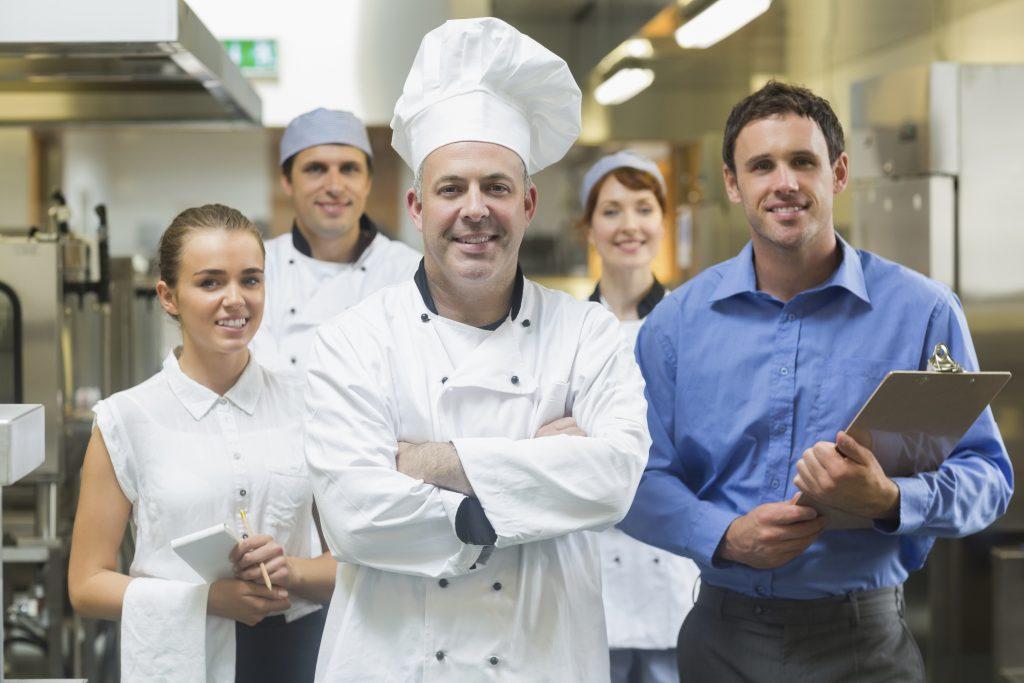 Rekrytering för restaurang