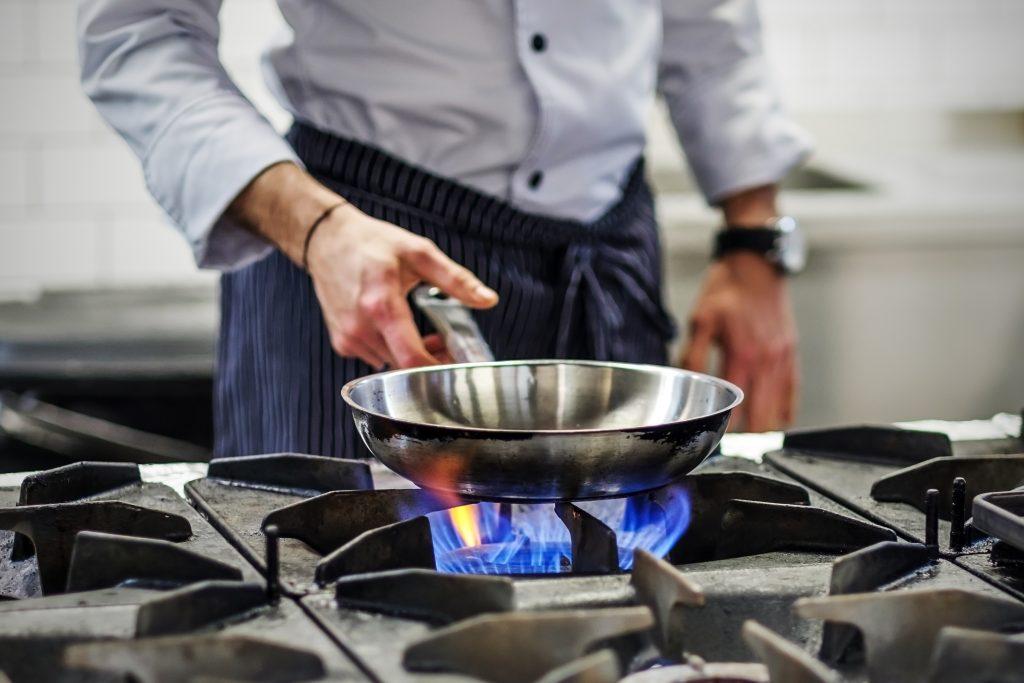 Bemanning av kökschef